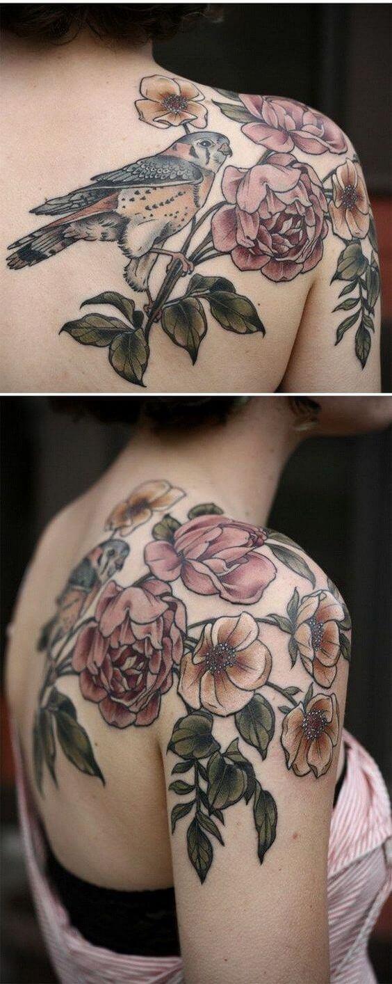 Collection des images de tatouage de rose les plus impressionnantes