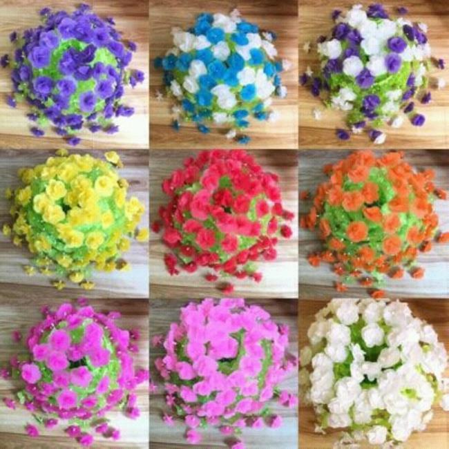 सुंदर टिशू पेपर फूल छवि
