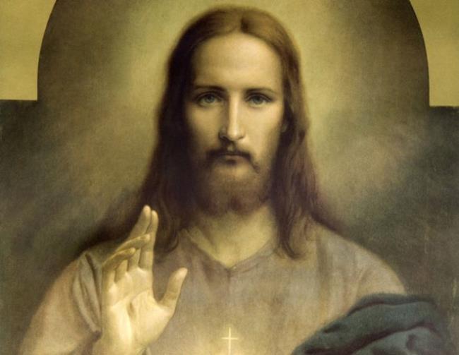 यीशु की सबसे खूबसूरत छवि का संश्लेषण