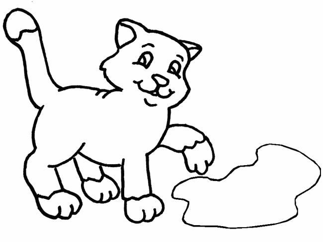 Zusammenfassung der Malvorlagen für 4-jährige Tiere