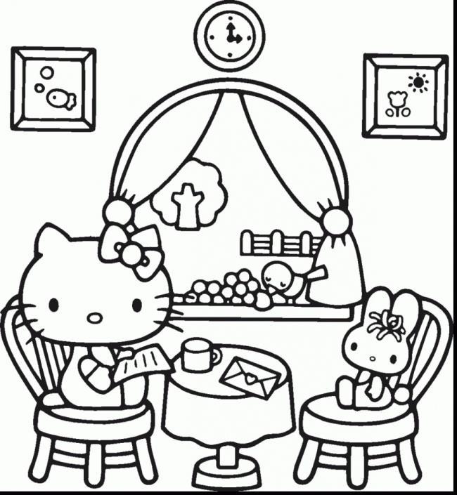 Zusammenfassung der Malvorlagen für 4-jährige Babys mit Comic-Themen