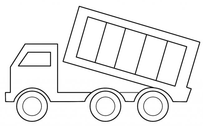Zusammenfassung der Malvorlagen für 4-jährige Babys mit Gegenständen