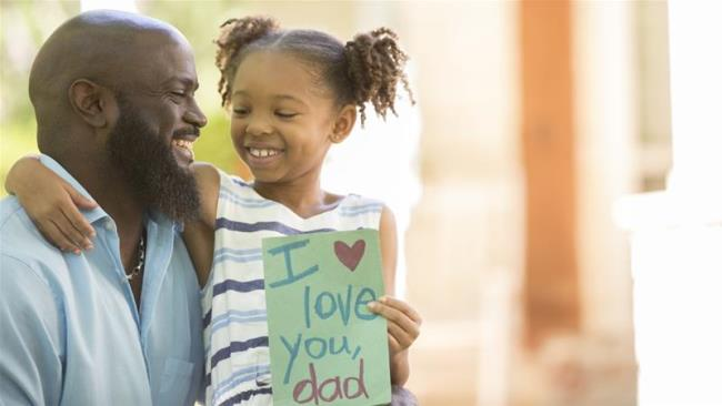 Summary of beautiful, meaningful images of dad