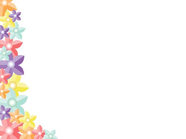 सबसे सुंदर पुष्प पृष्ठभूमि पैटर्न का संग्रह