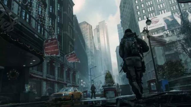 Paris in Tom Clancys The Division