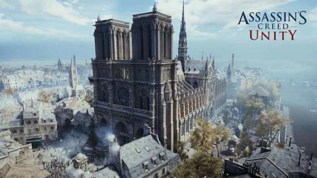 Paris in Assassins Creed: Einheit