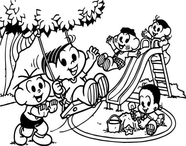 बच्चों को हर दिन पेंटिंग का अभ्यास करने के लिए स्लाइडिंग पिक्चर कलरिंग का सारांश