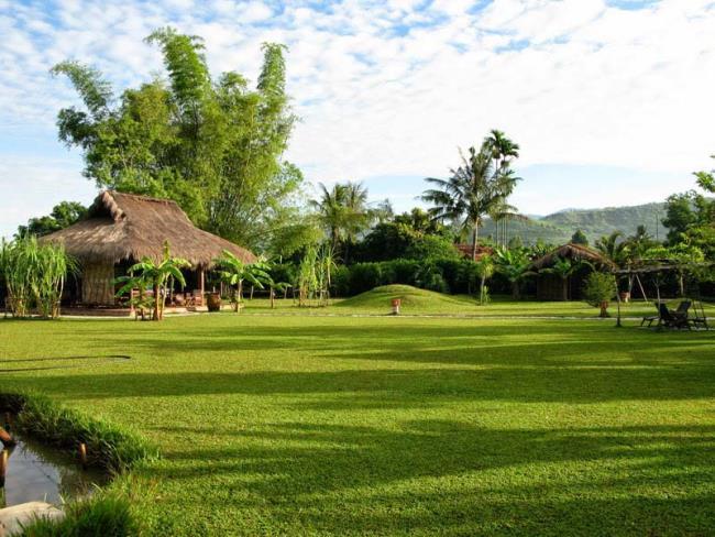 Ringkasan pedesaan Vietnam yang paling indah