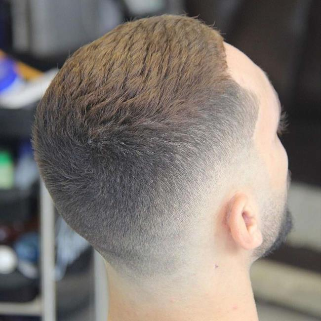 Short hair men 2020