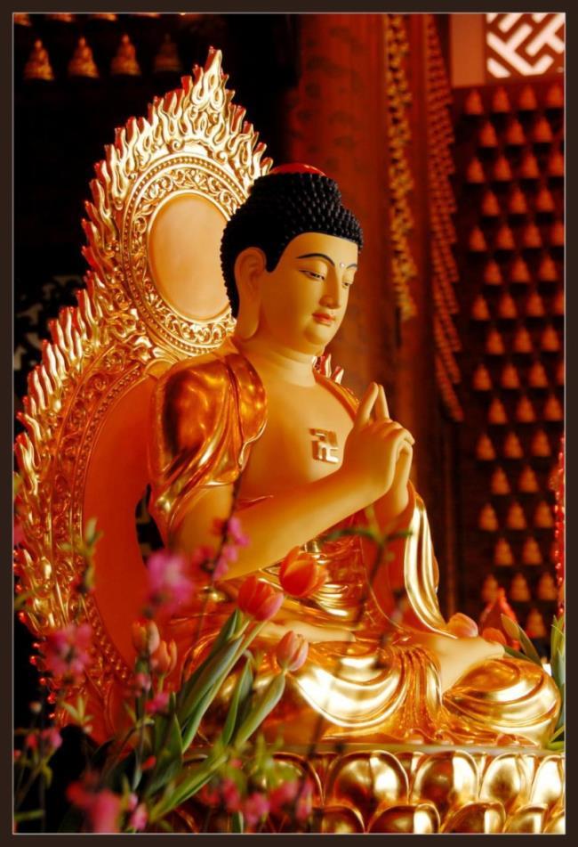 Image du Bouddha Shakyamuni