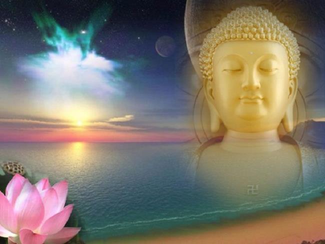 Résumé de belles images de Bouddha Shakyamuni