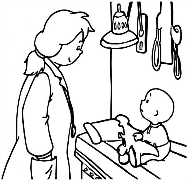 あなたの赤ちゃんの医者のための最も美しい着色写真のコレクション