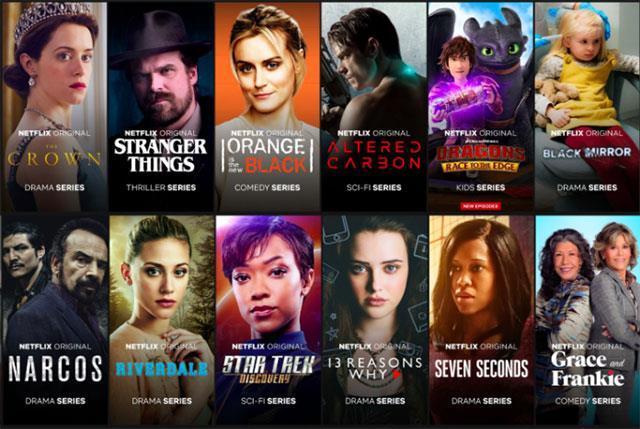 Watch Netflix movies online