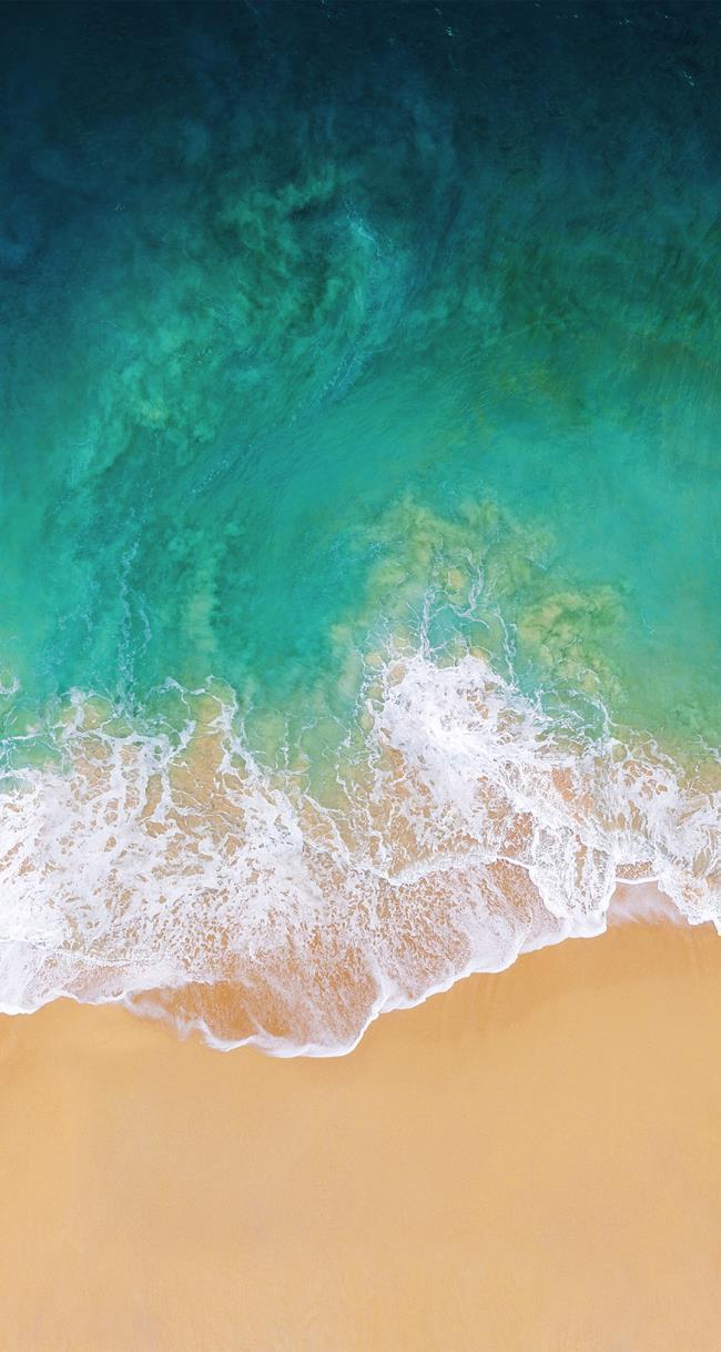 Sammlung von schönen Tapeten für iPhone-Handys