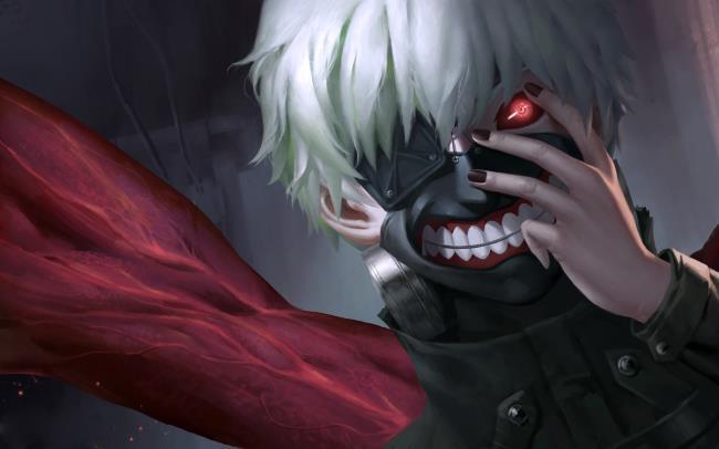 Synthèse de la plus belle image de Tokyo Ghoul