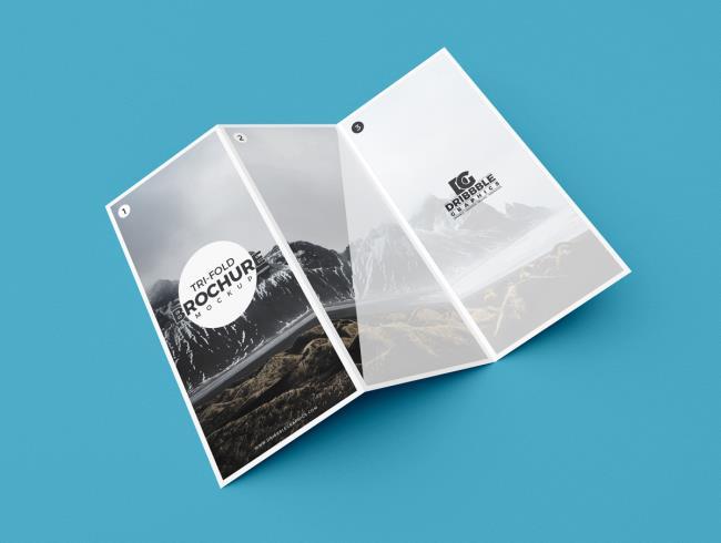 Resumo dos mais belos modelos de folheto