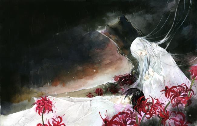 最も美しいアニメのヒューマノイドの花の編集
