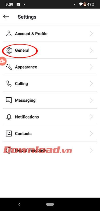 Comment convertir Skype en vietnamien 7