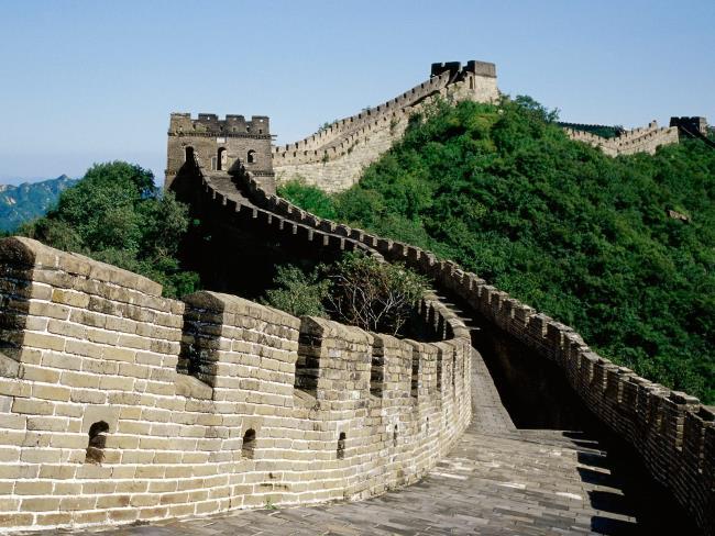 Résumé de la plus belle grande muraille de Chine