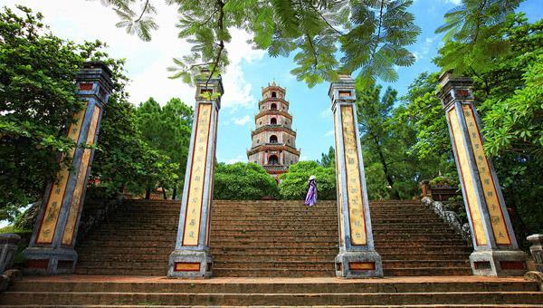 सबसे सुंदर ह्यू प्राचीन राजधानी का सारांश