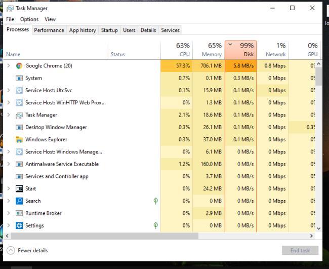 يمرض لماذا Windows 10 غالبًا ما يكون قرصًا ممتلئًا؟