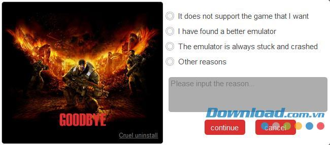 How to remove Droid4X completely from the computer