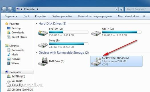 Create virtual drives on your computer with UltraISO
