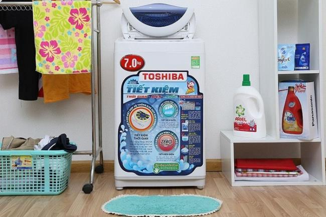Toshiba washing machine error codes table and how to fix it