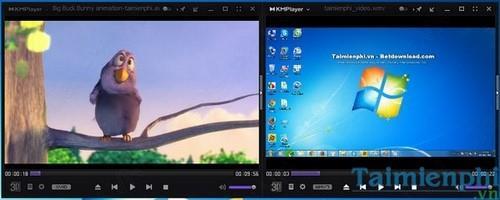 KMPlayer - Enable simultaneous Viewed Videos