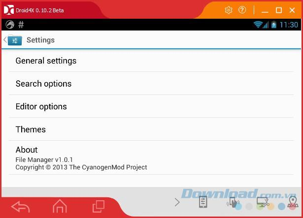 Share data between PC and Droid4X