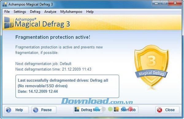 TOP die beste Defragmentierungssoftware für Festplatten auf dem Computer