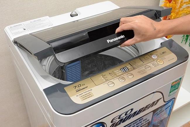 Codetabelle mit häufigen Fehlern bei Waschmaschinen von Panasonic