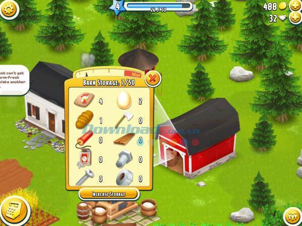 Anleitung zum Spielen des Hay Day-Spiels für Anfänger