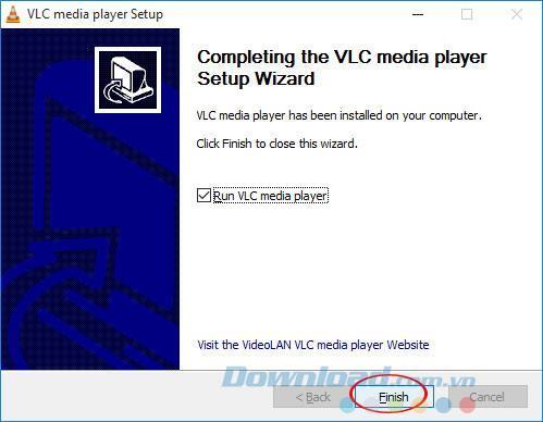 Anzeigen von 360-Grad-Fotos und -Videos mit VLC 360