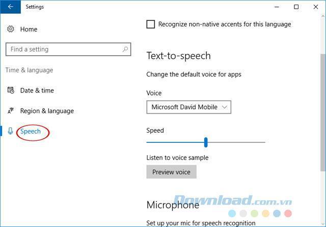 Windows 10のベトナム語を変更する方法
