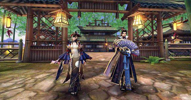 Nine Sword 3Dの宗派システムの紹介