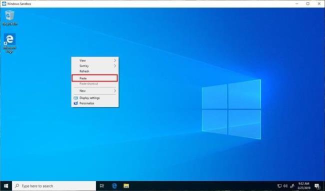 Windows 10でWindowsサンドボックスをアクティブ化して使用する方法