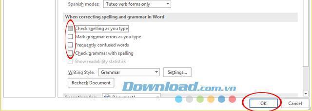 Comment supprimer les soulignements rouges dans Microsoft Word