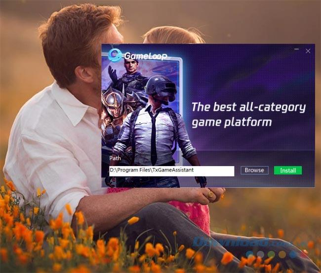How to download and install GameLoop on your computer