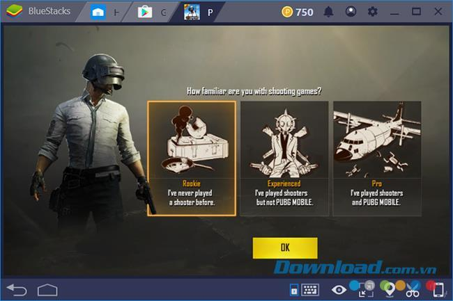 Download and install PUBG Mobile on BlueStacks