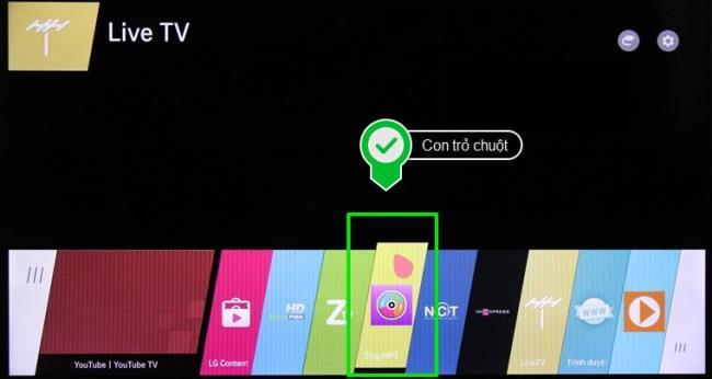 How to connect mouse, keyboard to LG Smart TV WebOS operating system