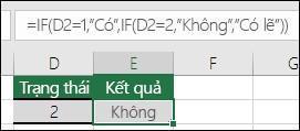 Fonctions IF et IFS dans Excel: utilisation et exemples spécifiques