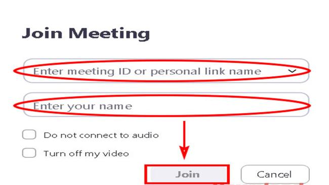 Введите свой идентификатор класса и имя