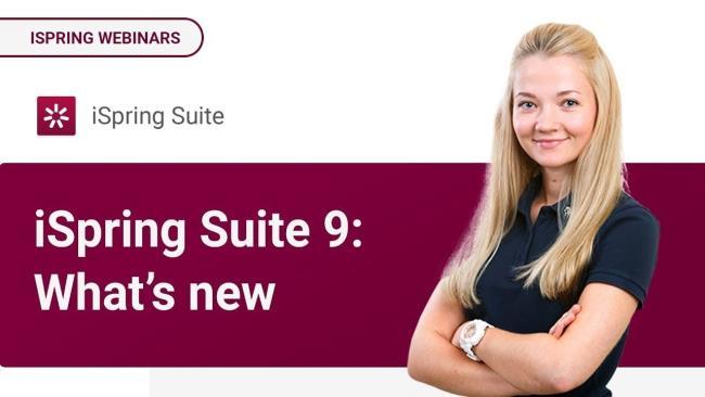 نسخه iSpring Suite 9 که در آوریل 2018 منتشر شد توسط بسیاری از افراد اعمال و بارگیری می شود