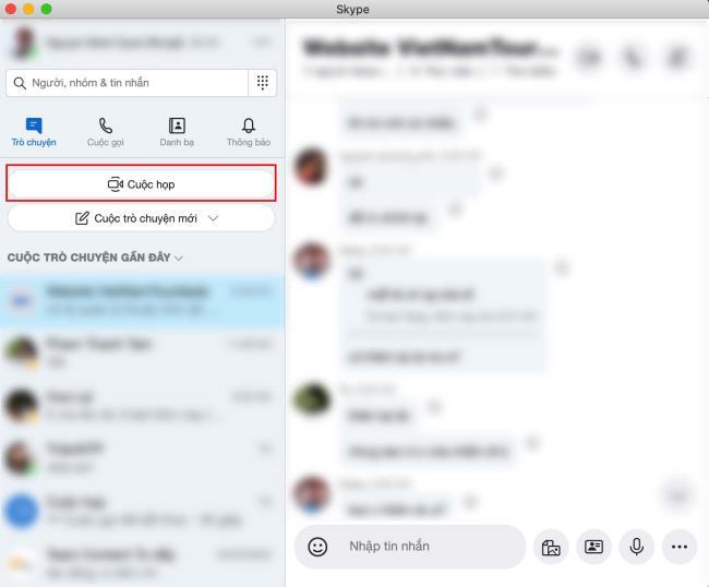 Используйте функцию встречи Skype, чтобы создать онлайн-класс