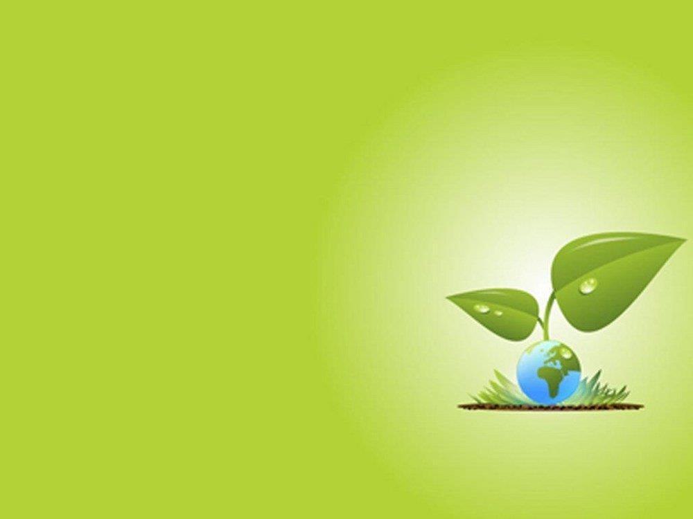 Wallpaper powerpoint tema alam sekitar yang indah