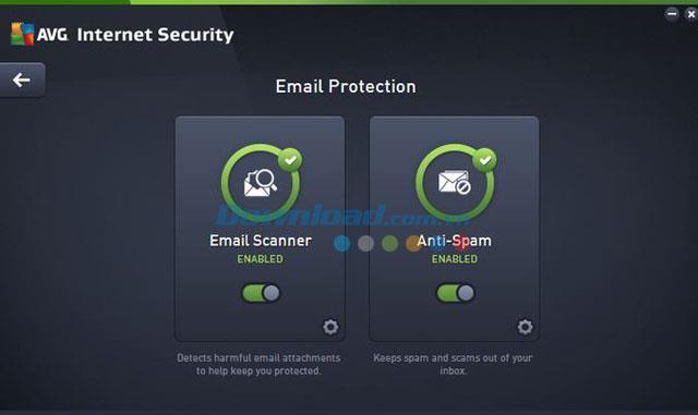 AVG Protection Free - برنامج حماية مجاني للكمبيوتر الشخصي