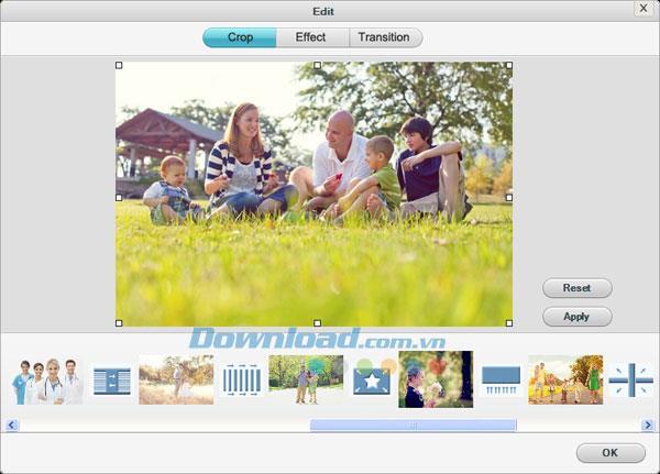 Firecoresoft Slideshow Fairy1.0.4-印象的な写真のスライドショーを作成する