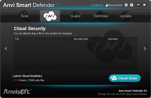 Anvi Smart Defender 1.9.2 - برنامج حماية الكمبيوتر