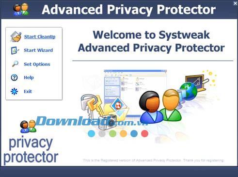Systweak Advanced Privacy Protector 1.0 - أداة لحماية خصوصيتك